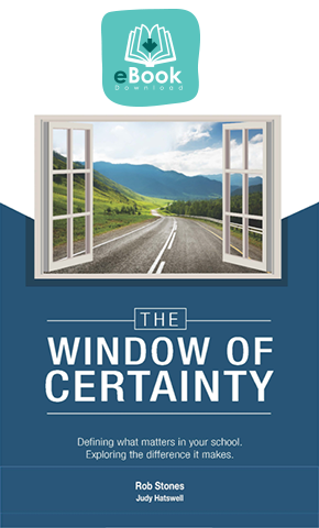 Purchase eBook Window of Certainty