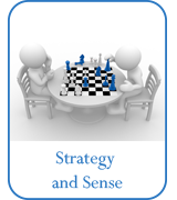 Strategy and Sense